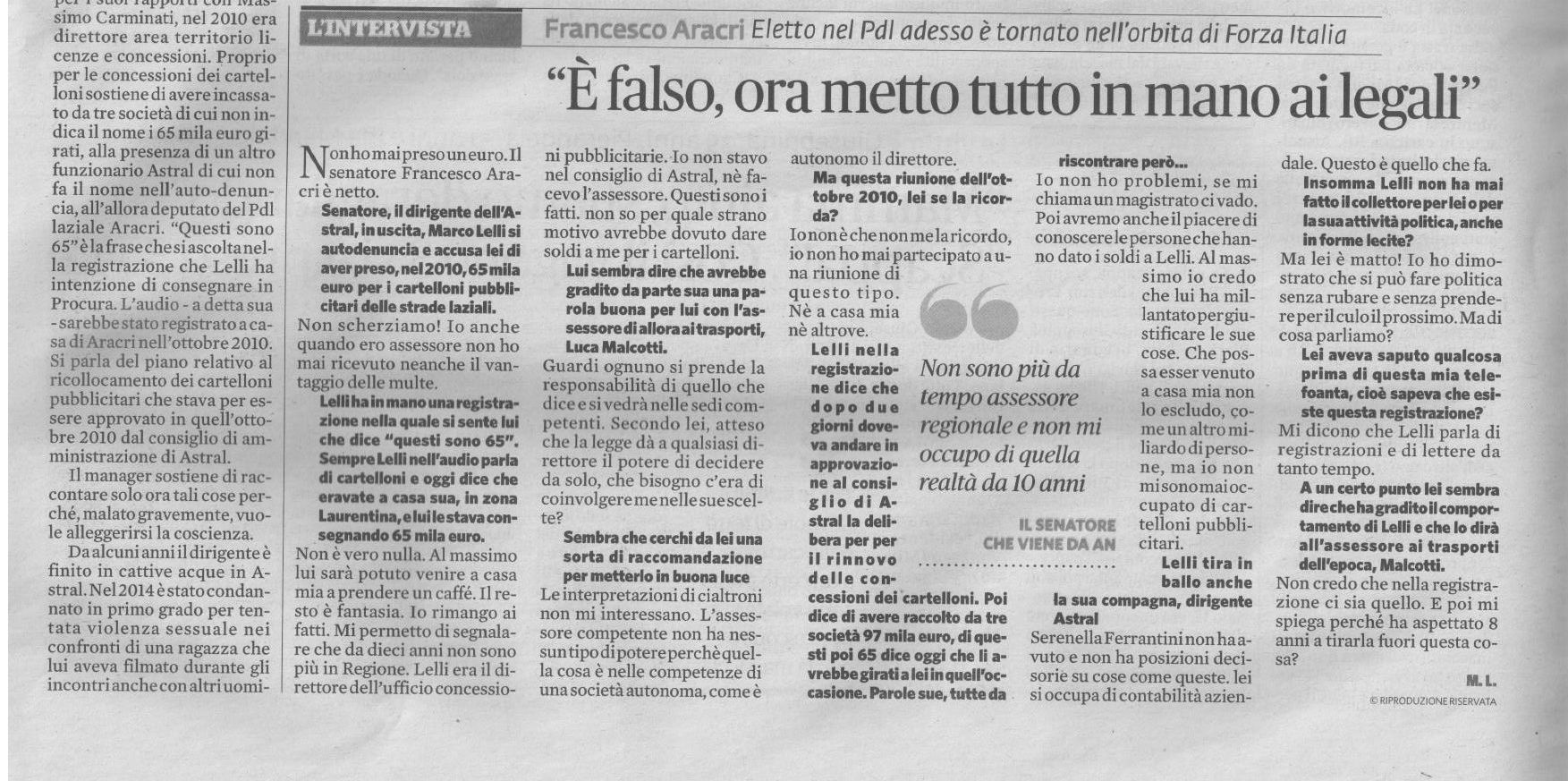 Fatto Quotidiano Aracri2