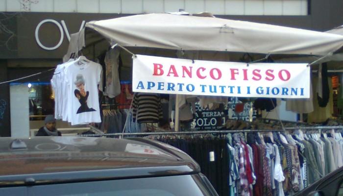 Posteggio ambulante fisso di Via Ravenna