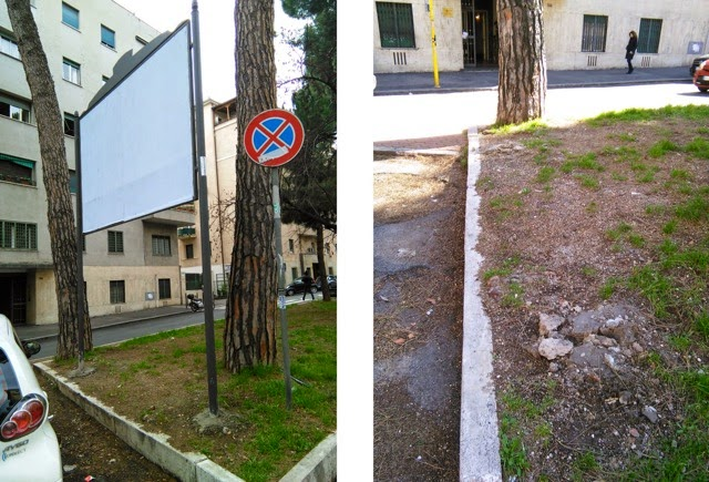 Corso Trieste rimosso mar 15 2