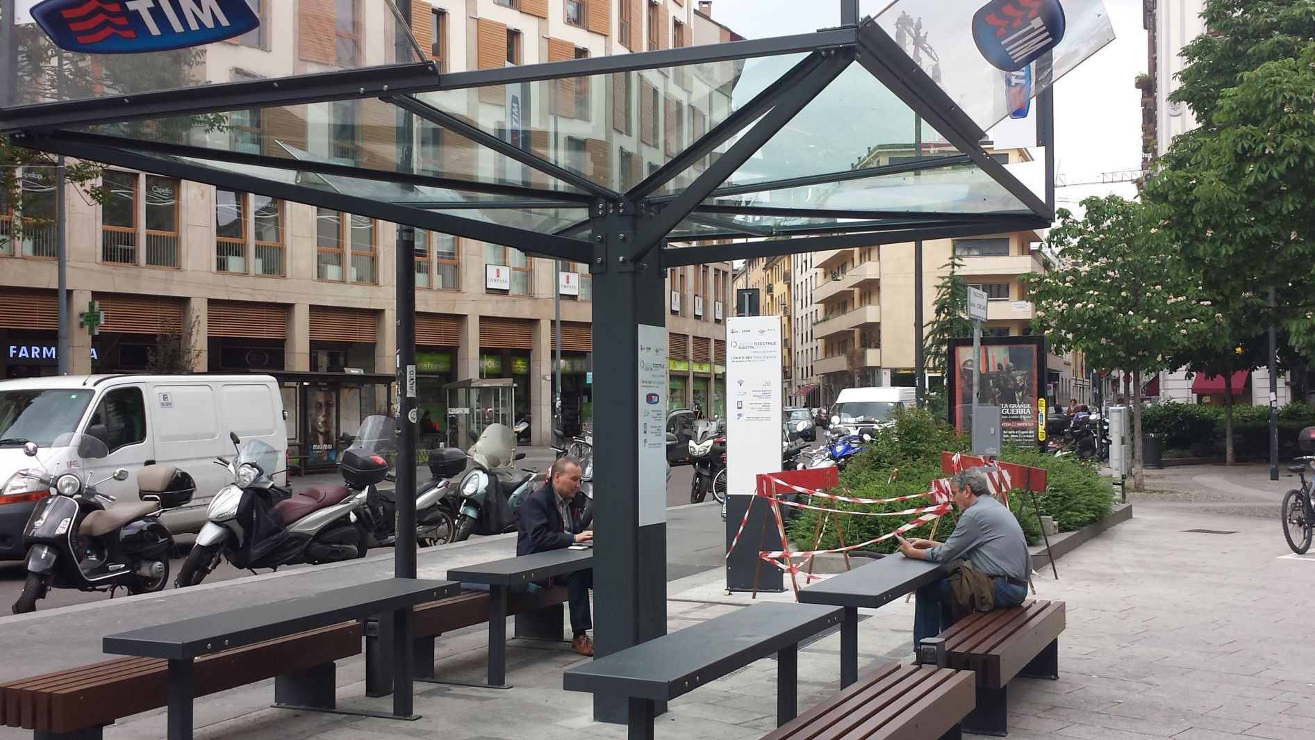 Isole digitali Milano