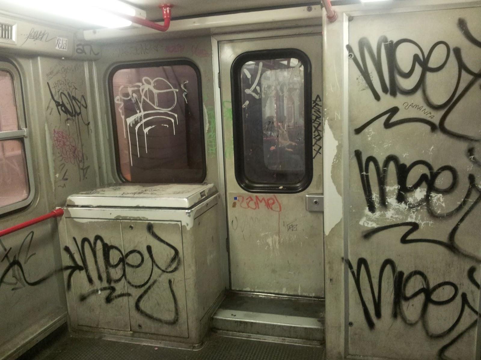 Treno linea B 2