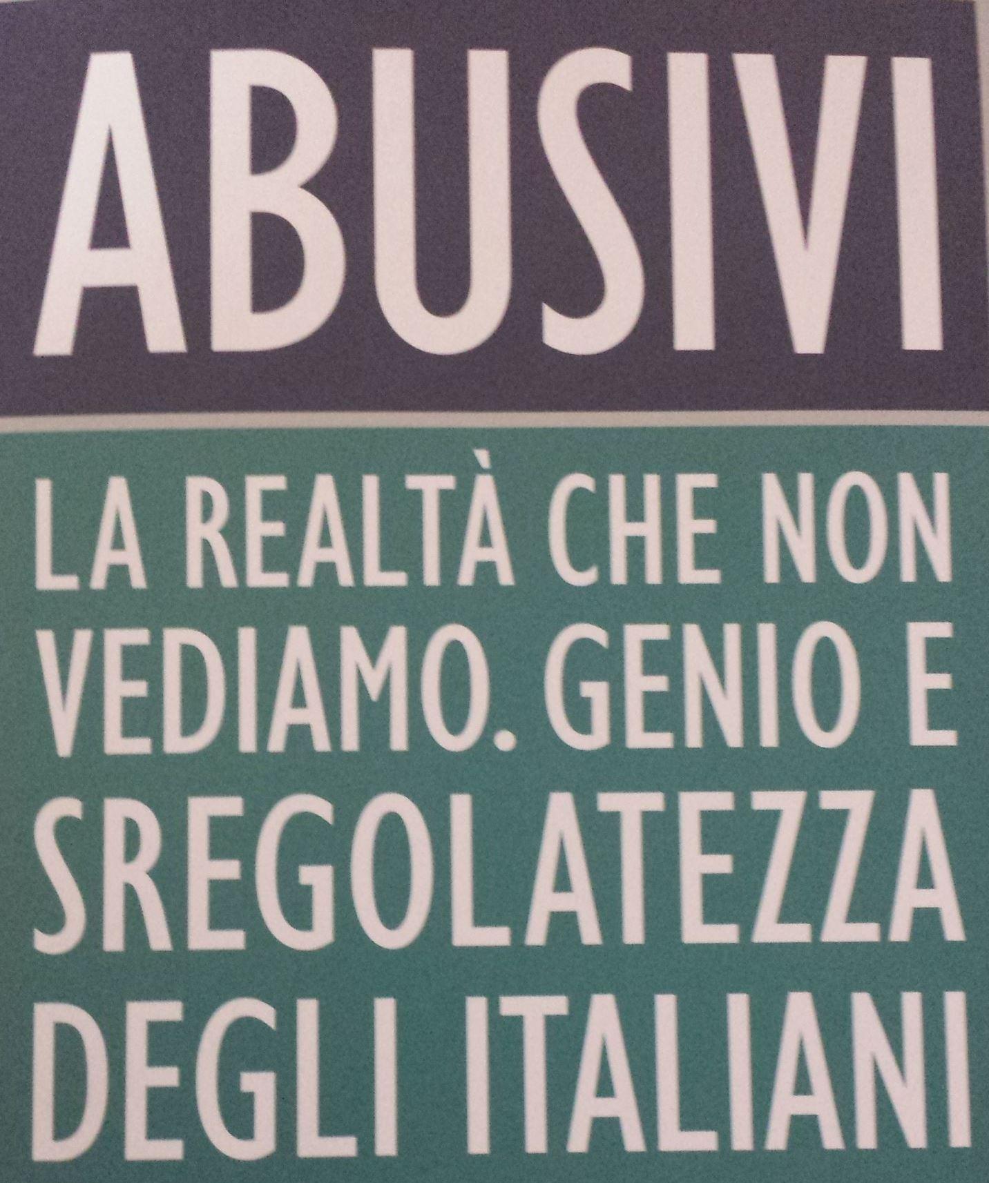 Volume Abusivi Roberto Ippolito