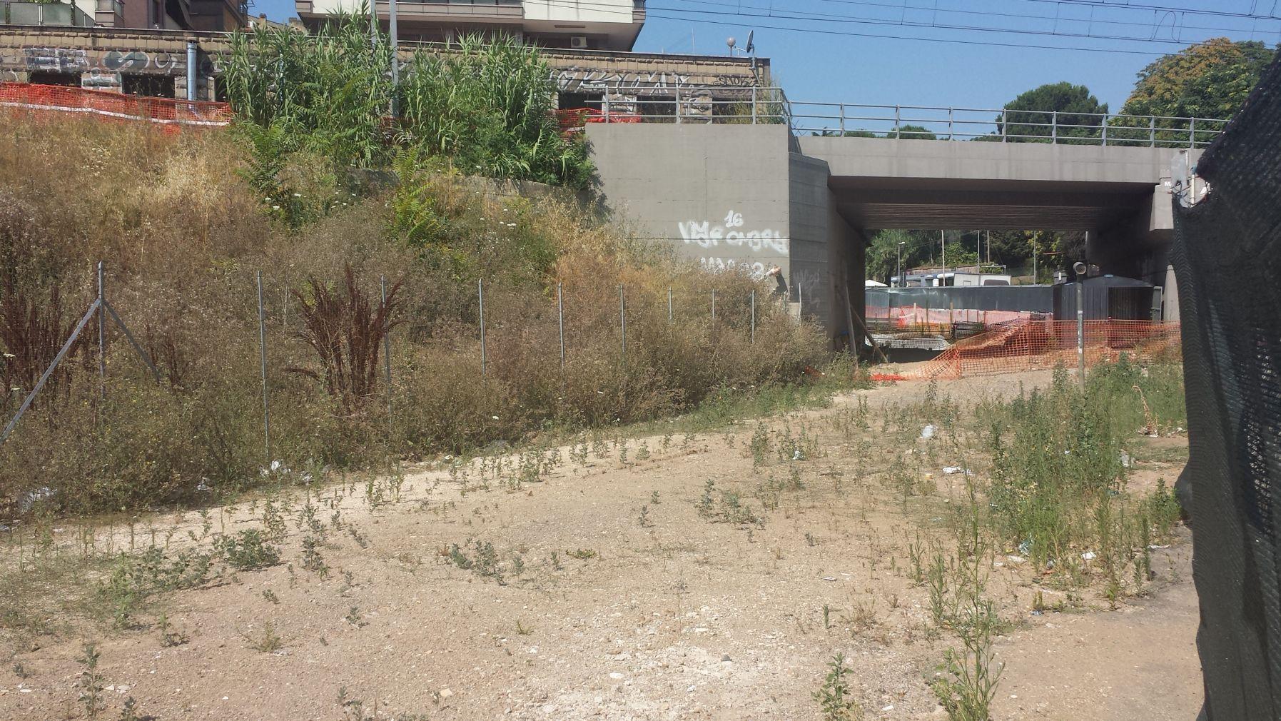 Ponte ferroviario Portuense 2