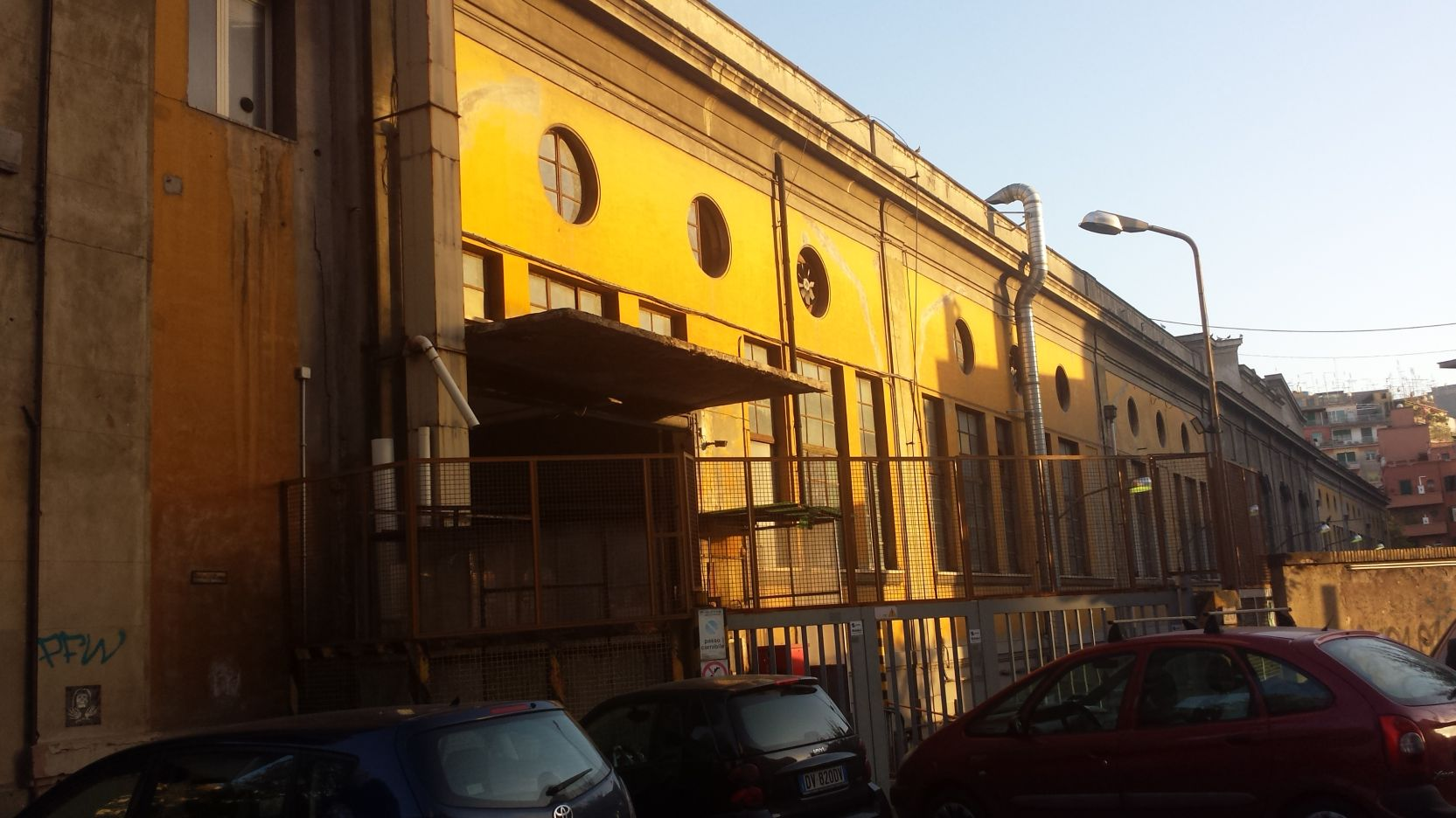 Rimessa Atac Piazza Ragusa 4