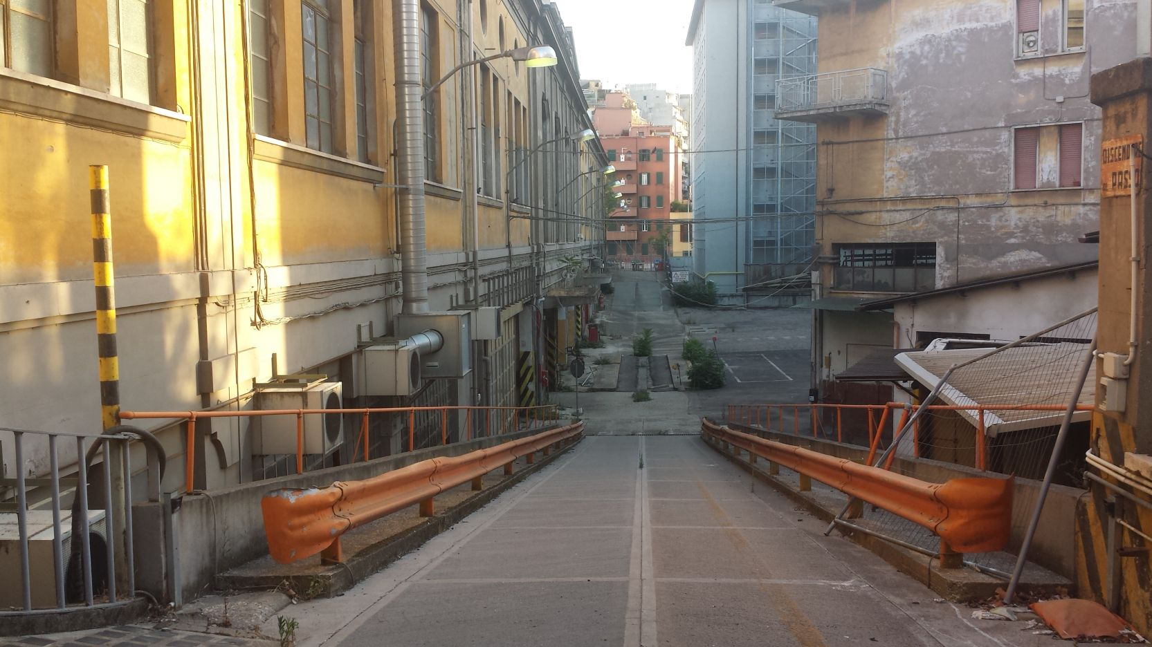 Rimessa Atac Piazza Ragusa 5