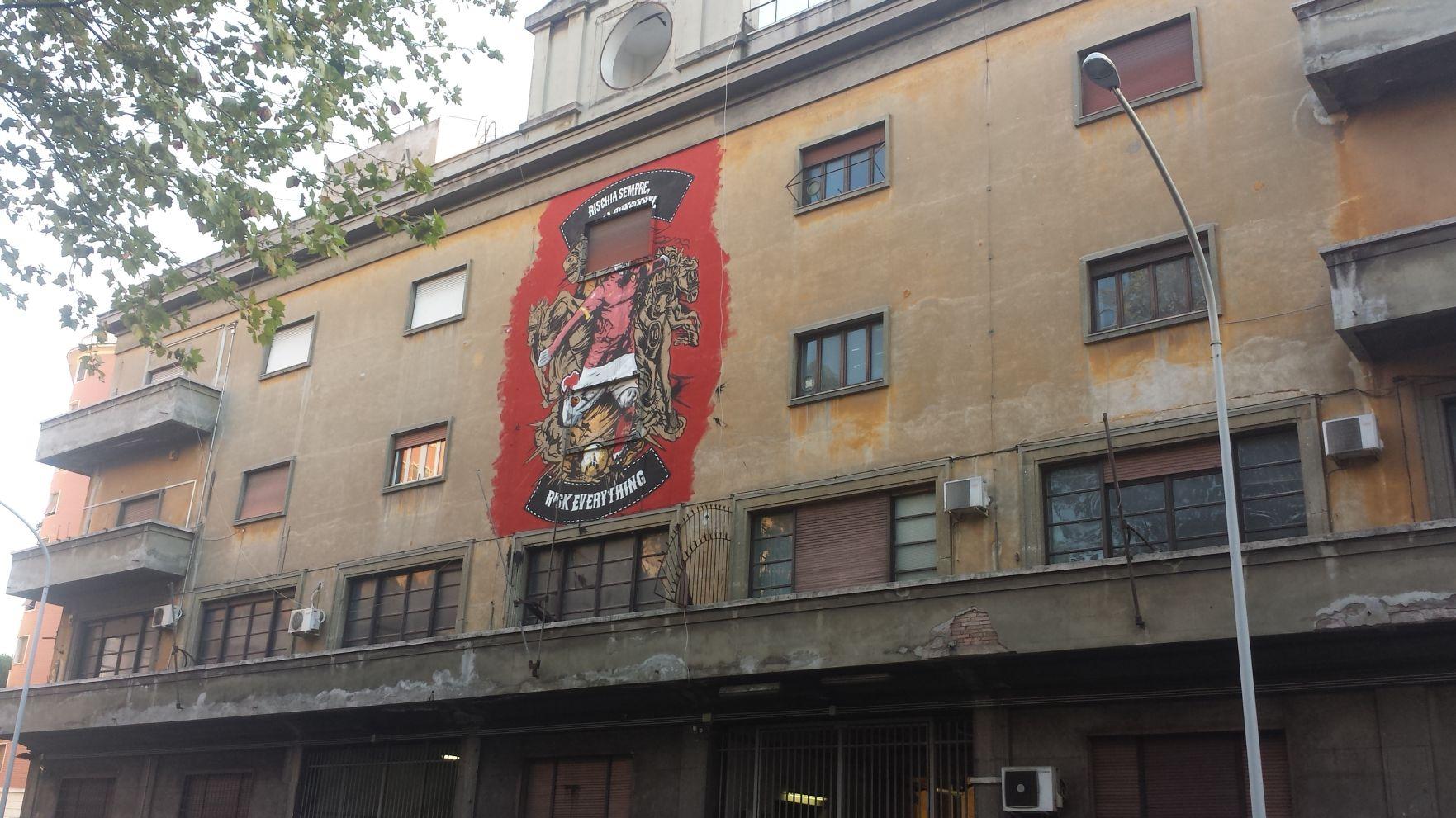 Rimessa Atac Piazza Ragusa 6