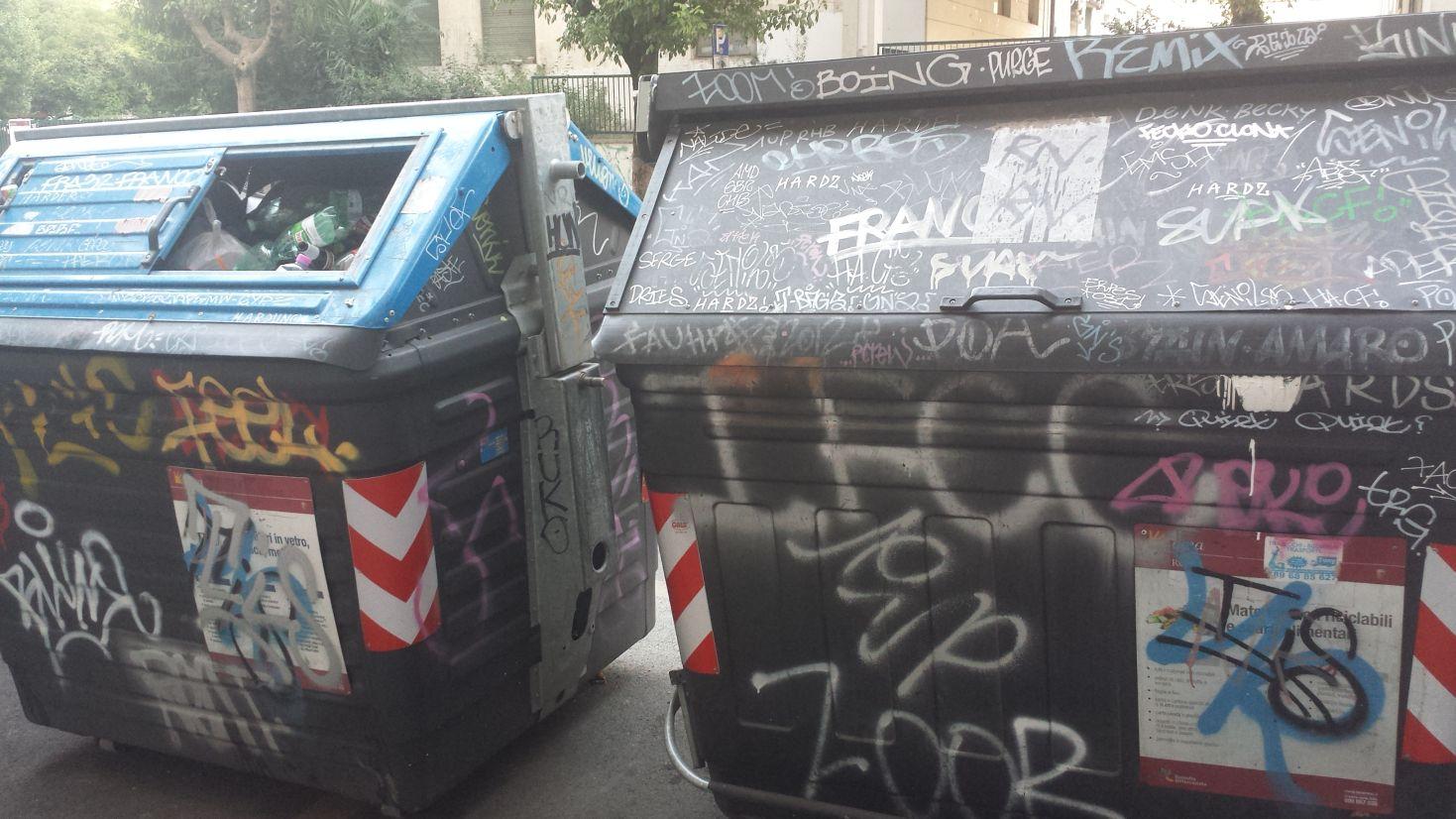 Via Gela graffiti 5