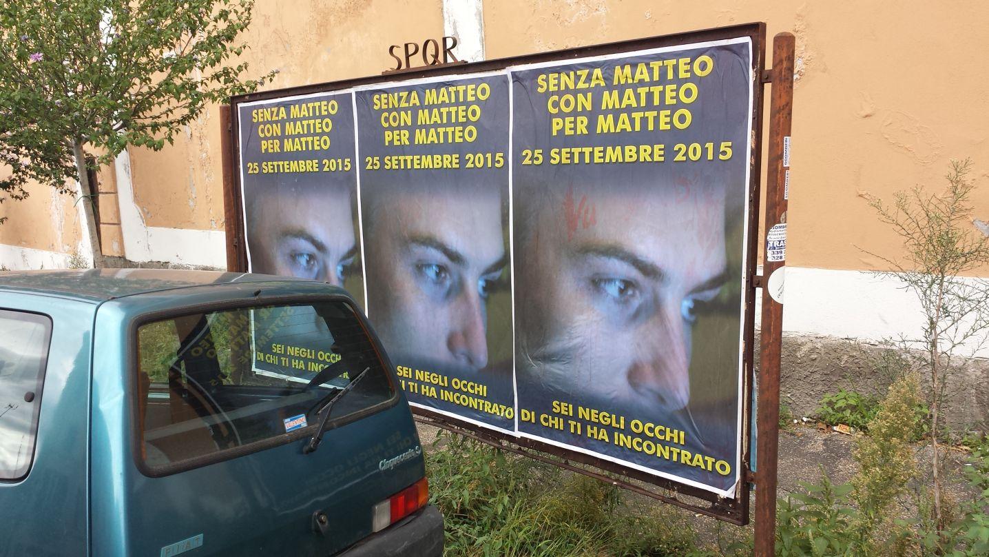 Manifesti abusivi Matteo Bonetti4