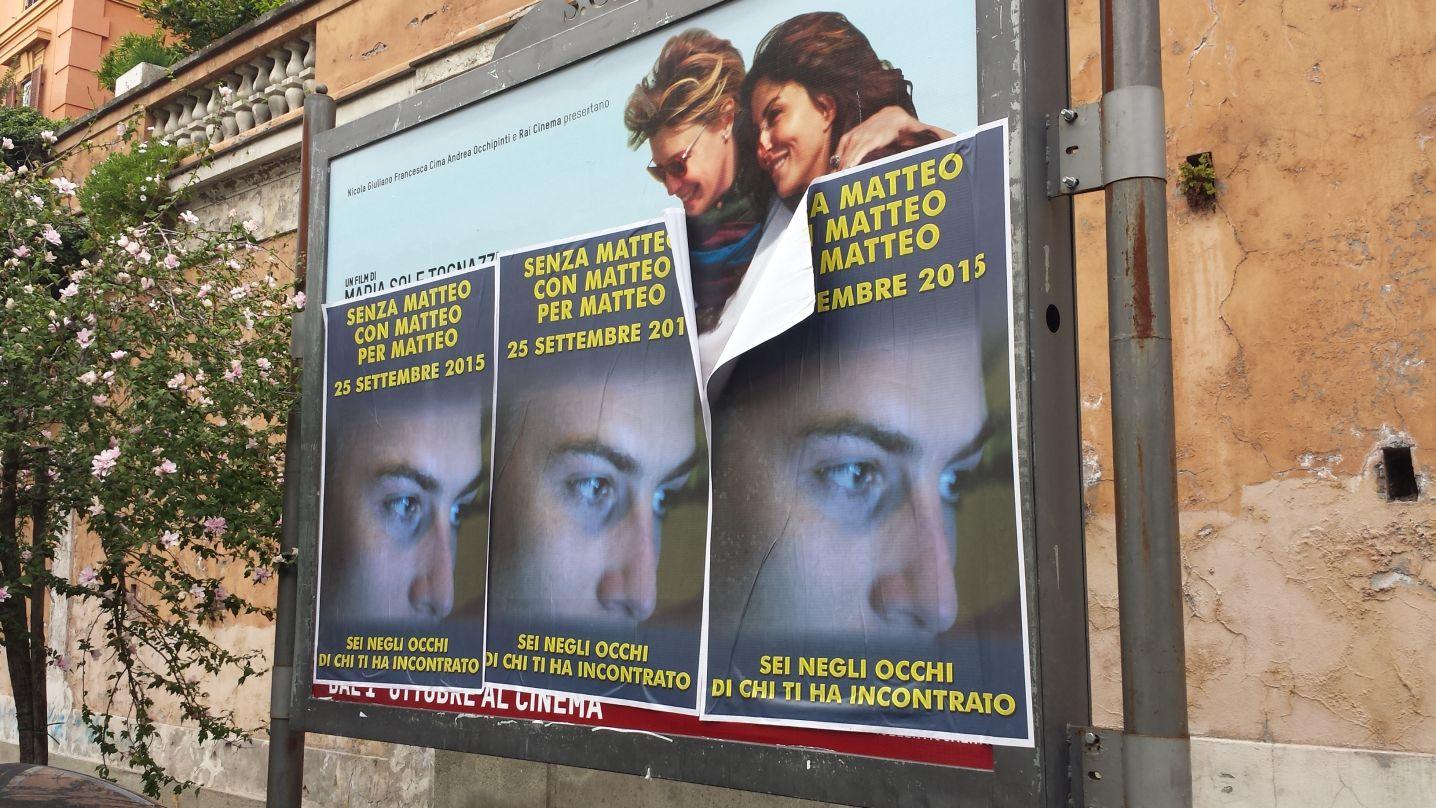 Manifesti abusivi Matteo Bonetti5