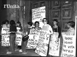 Palazzo Nardini femministe