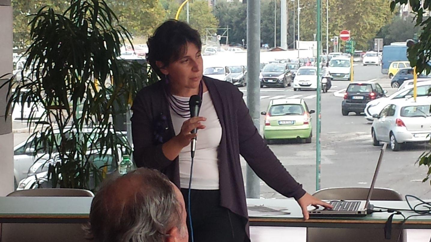 Cartelloni conferenza stampa Leonori 3