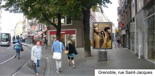 Grenoble cartelloni