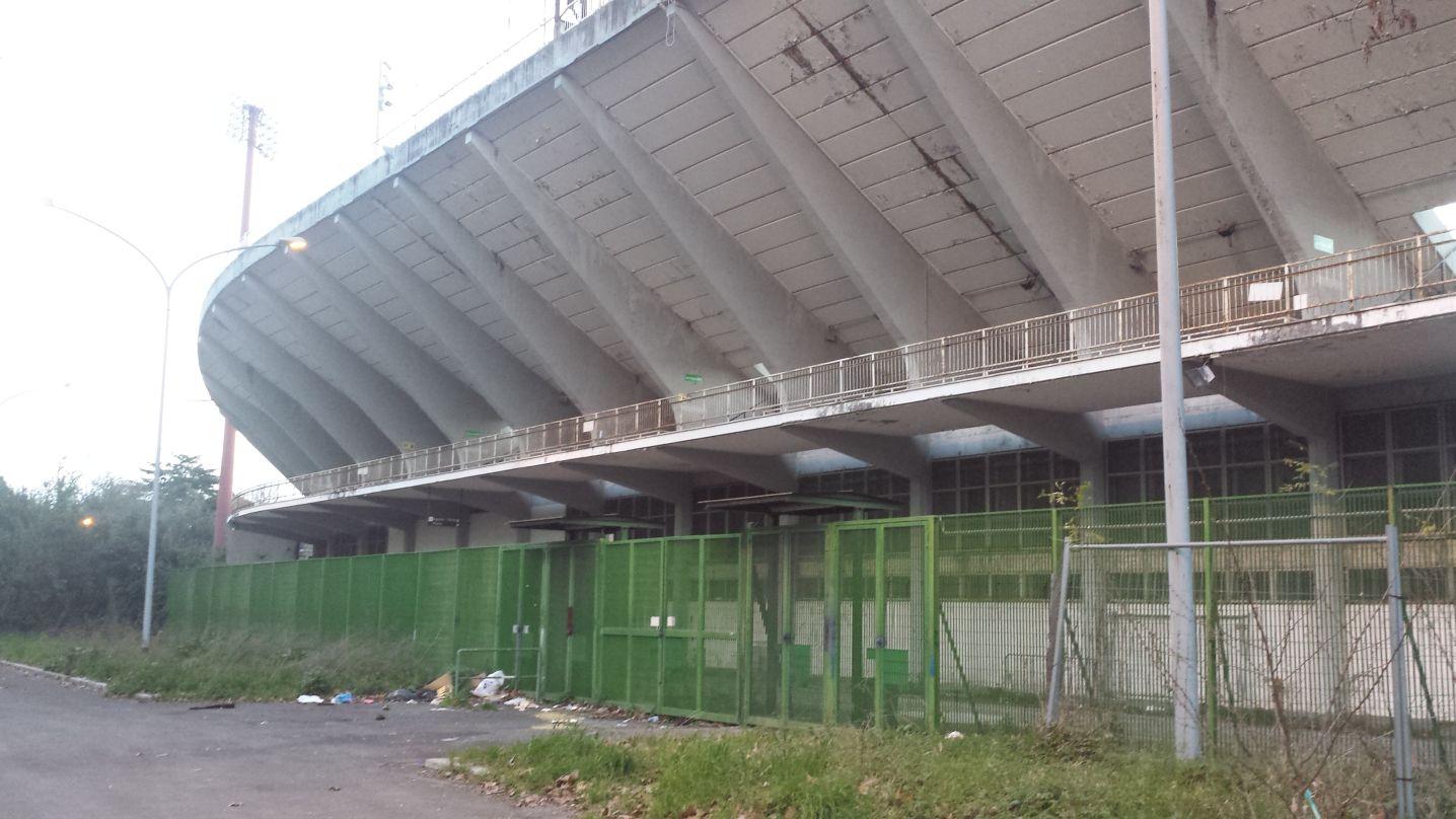 Stadio Flaminio degrado 2