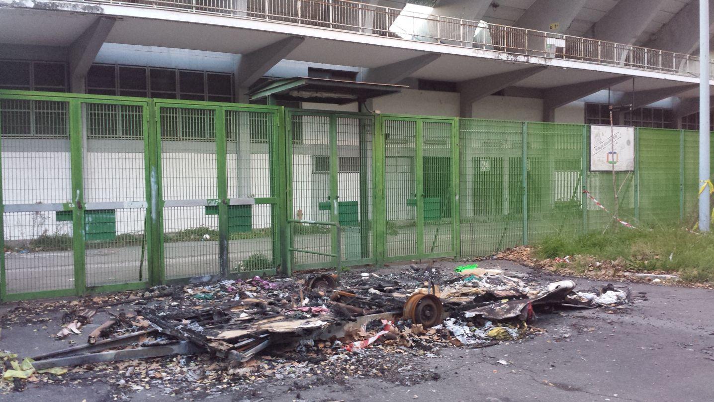 Stadio Flaminio degrado 3