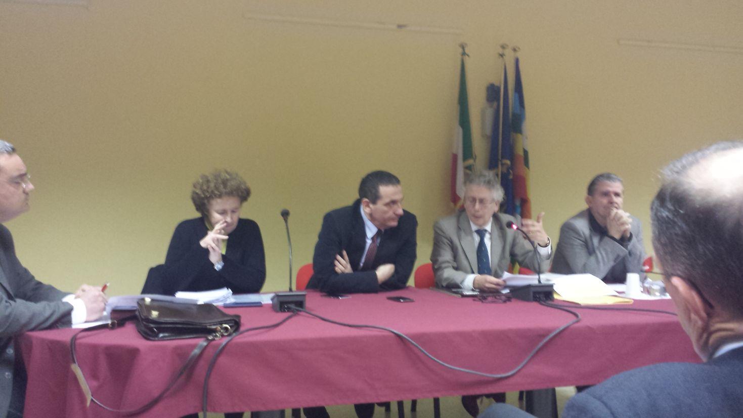 incontro pubblico VII municipio