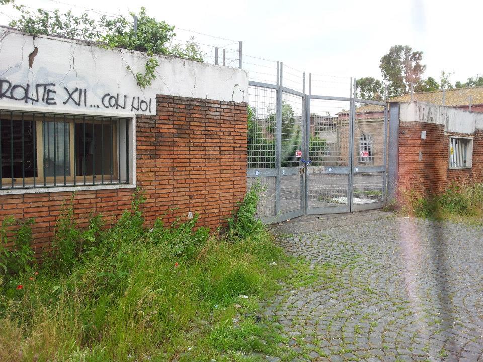 Centro Rai Tor Pagnotta 4
