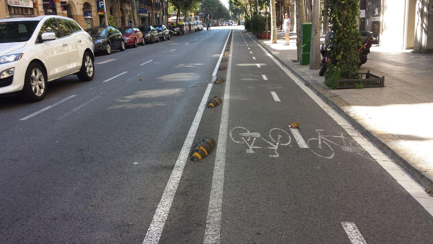Barcellona piste ciclabili