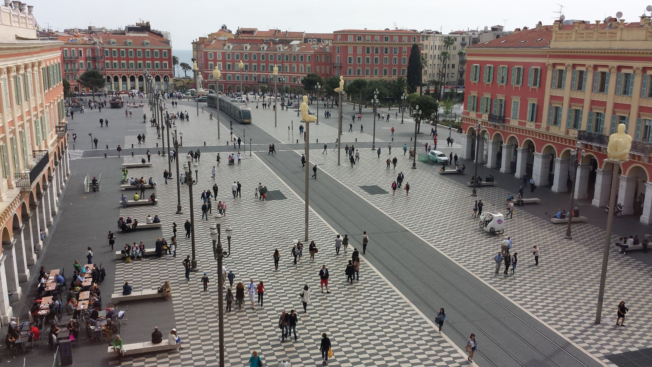 Nizza Place Massena