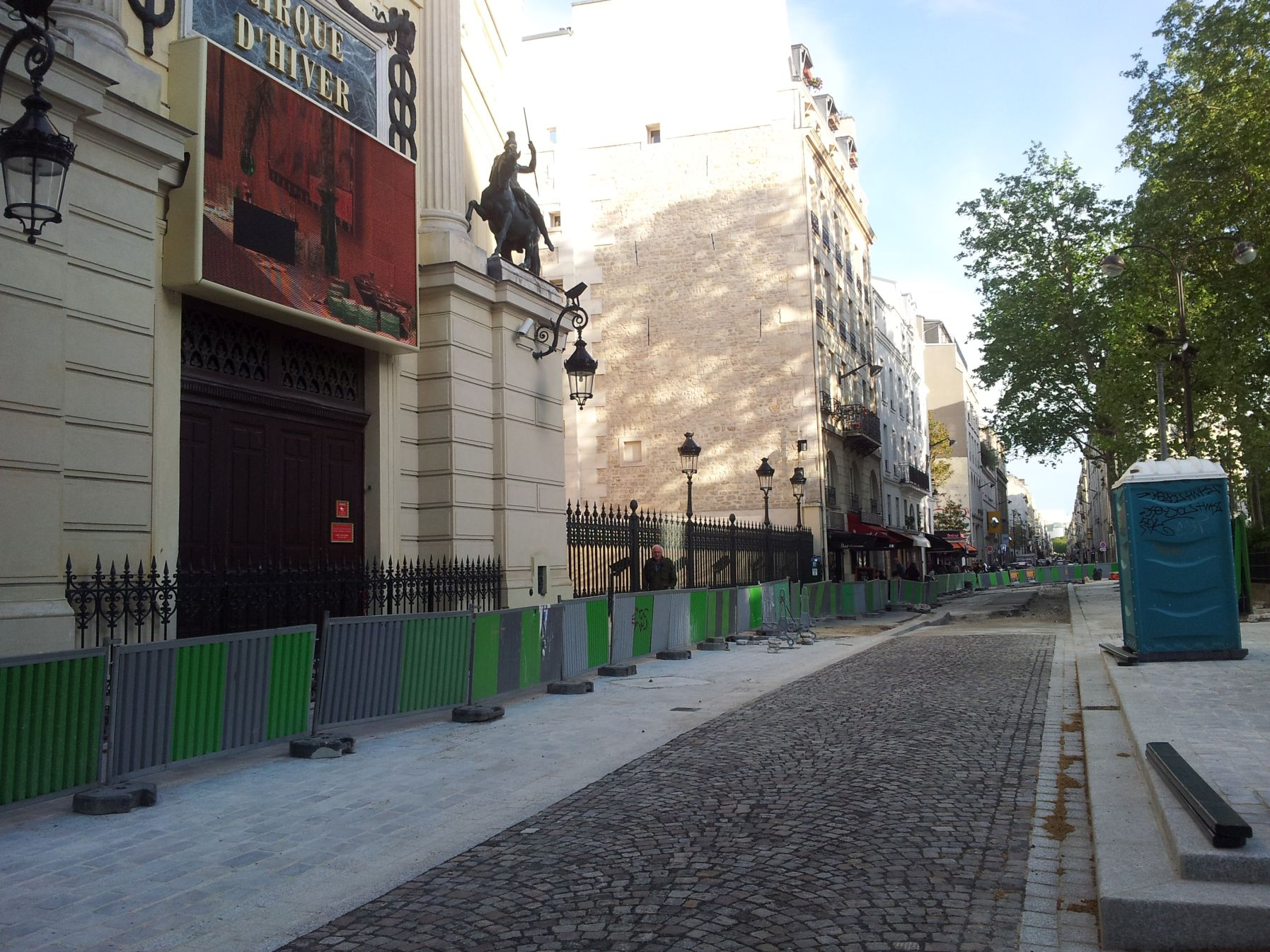 Parigi Cirque d'Hiver