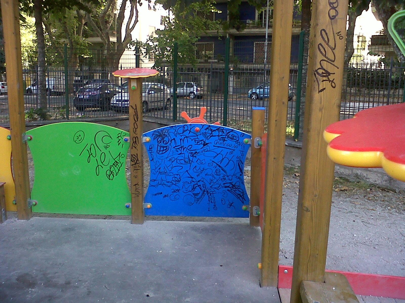Parco resistenza degrado