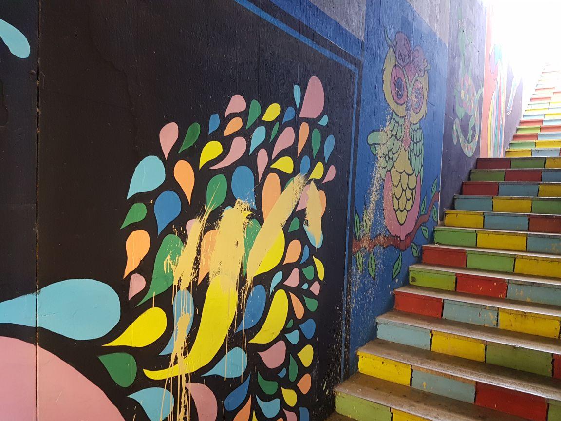 Graffiti staz nomentana7