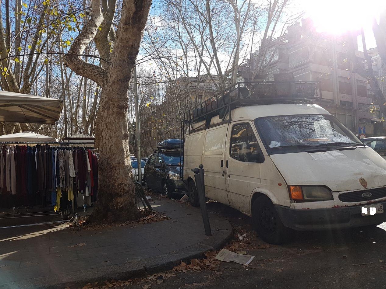 furgone ambulanti
