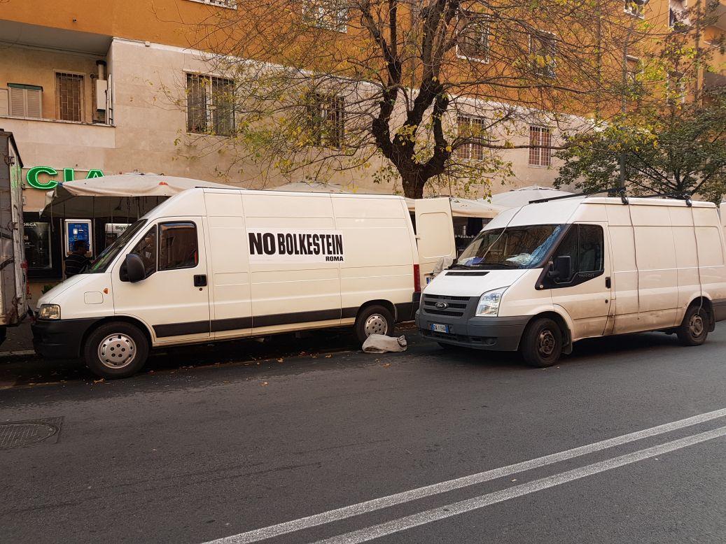 furgoni bancarelle