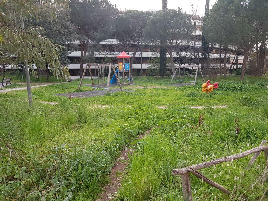 giardino via ballarin