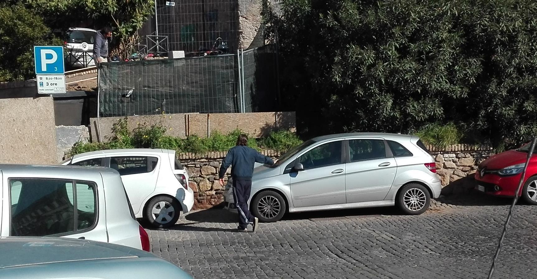parcheggiatore