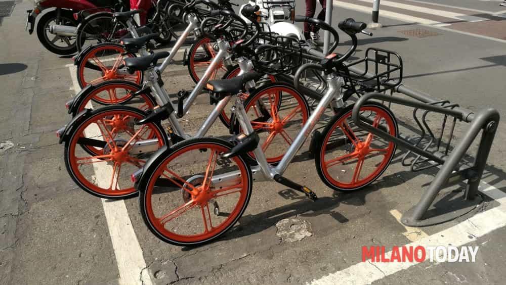 bike sharing mobike