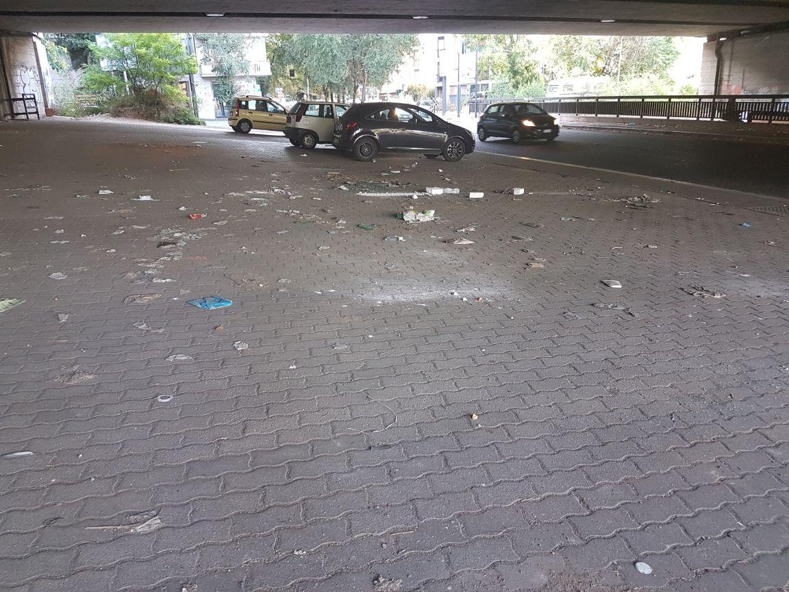 rifiuti ponte nomentano2