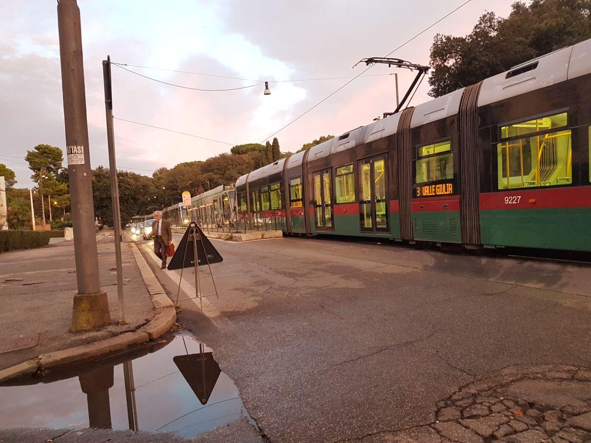 tram guasti