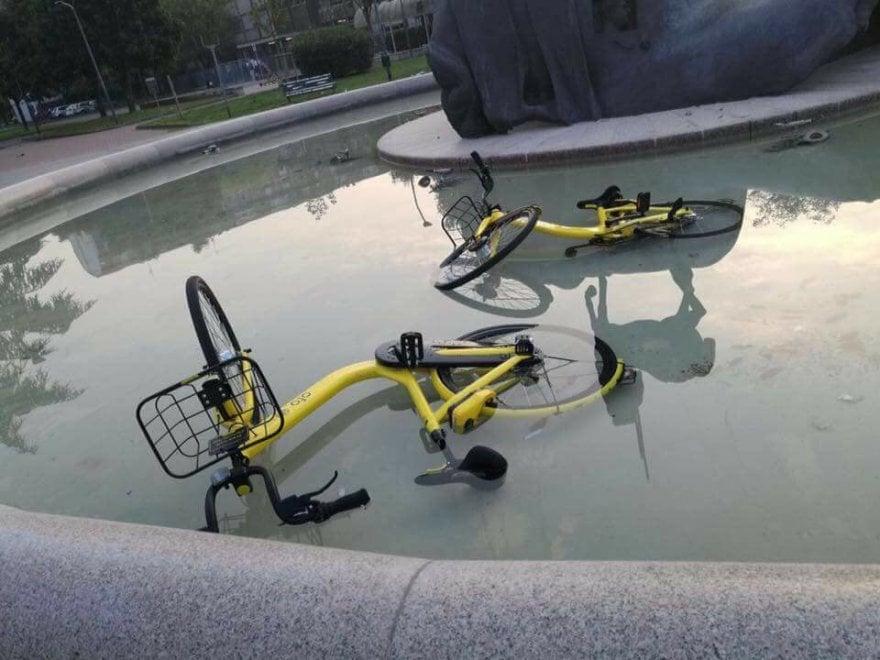 bici a flusso libero