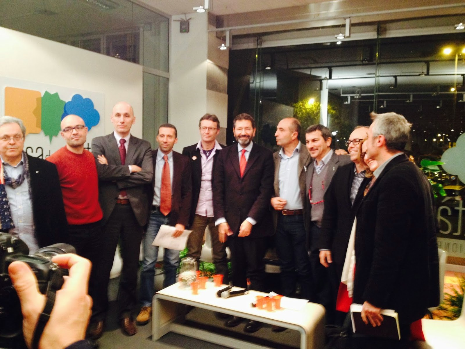 Ignazio Marino incontra i blog
