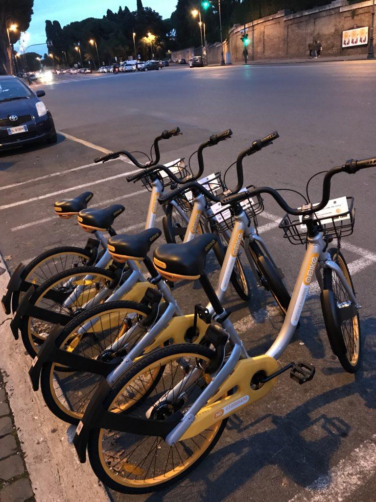 bici flusso libero roma