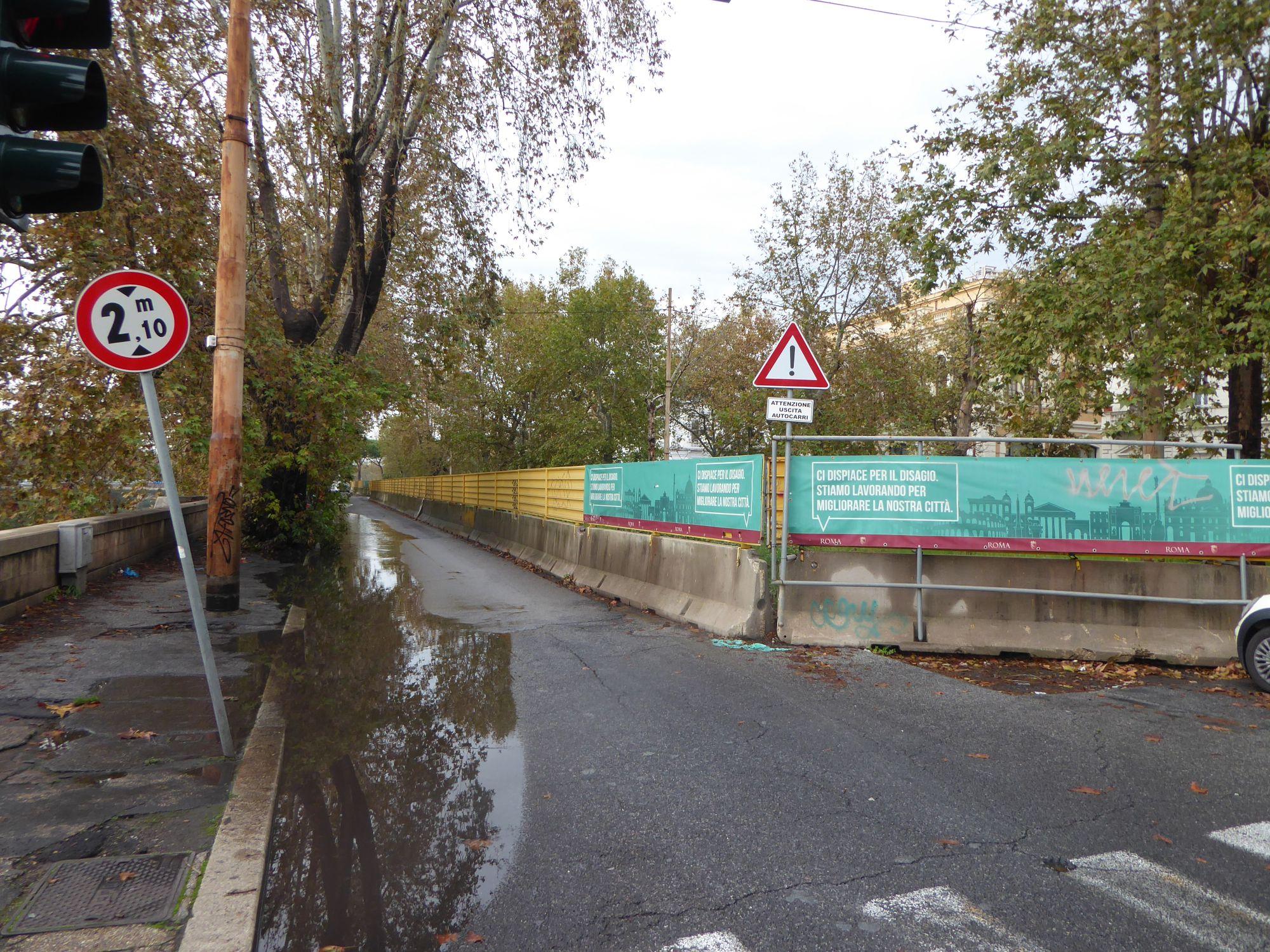 Parcheggio Arnaldo da Brescia: un'odissea da 15 anni